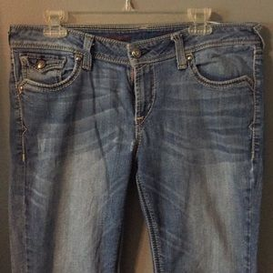Ariat Distressed Jeans